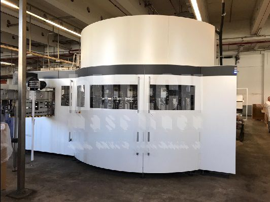 KHS Blomax 24 S Stretch Blow Molding Machine