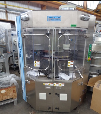 Pharmatech PR-3000 12 mm Tablet Press