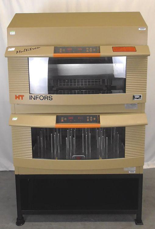 MultiTroniks AJ125TC AJ103C Double Stacked Incubator Shakers