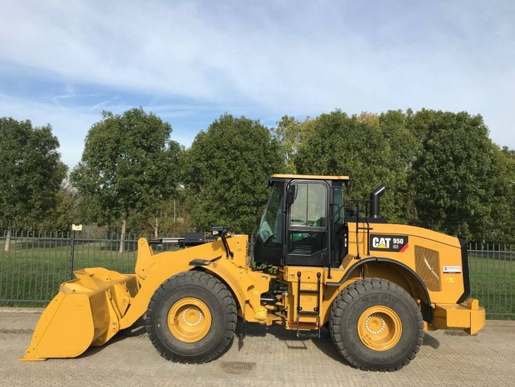 Caterpillar 950GC Wheel Loaders