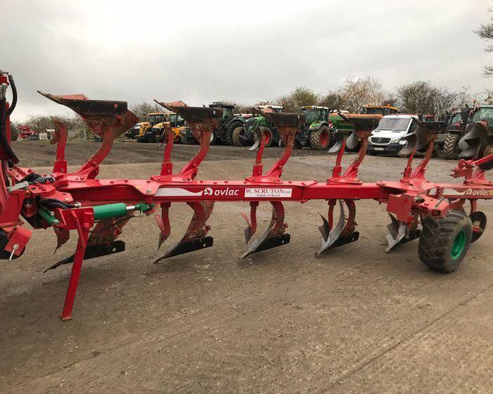 SM260 Plough