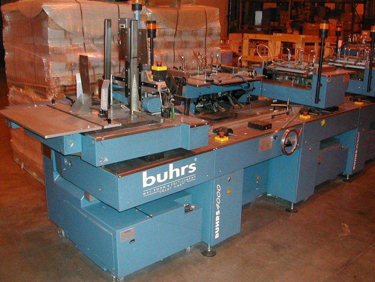 Buhrs MTR4000
