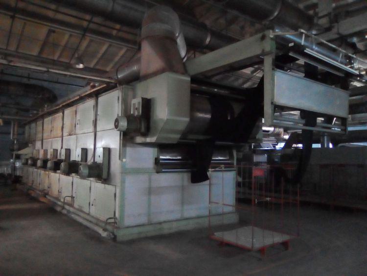 Fleissner 220 Cm Drum dryer