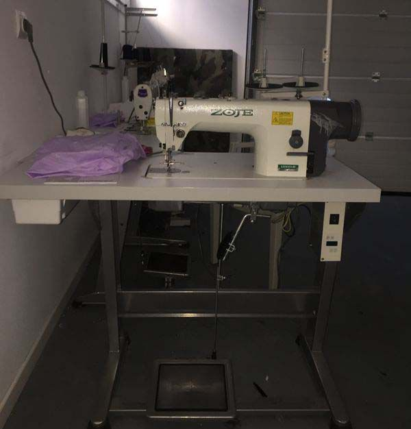Others ZJ0303CX Sewing machines