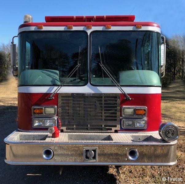 HME FIRE TRUCKS
