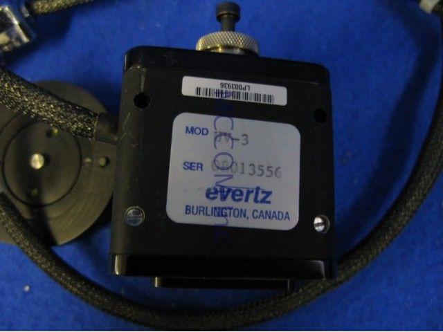 Evertz UV-3 Universal Film Data Head