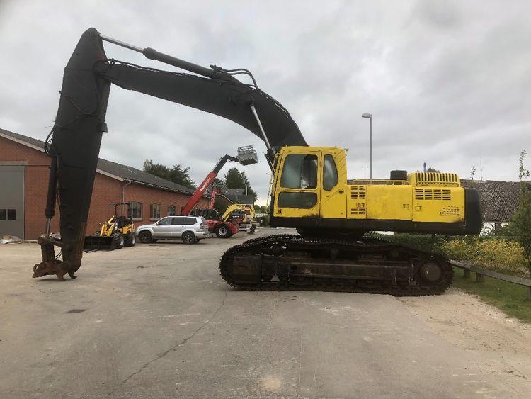 Volvo EC 460 B Crawler excavators