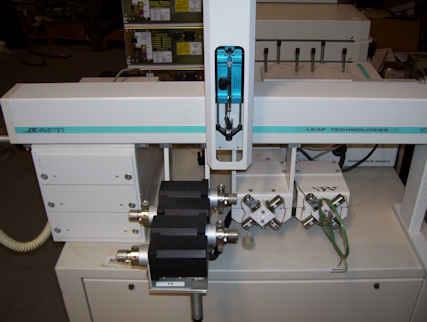 Leap Technologies CTC HTS Autosampler