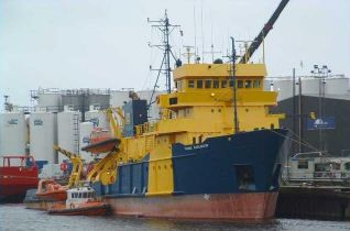 Others Offshore Supply Anchor Handling Vessel
