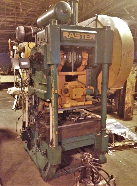 Raster HR125NL Max. 125 Ton