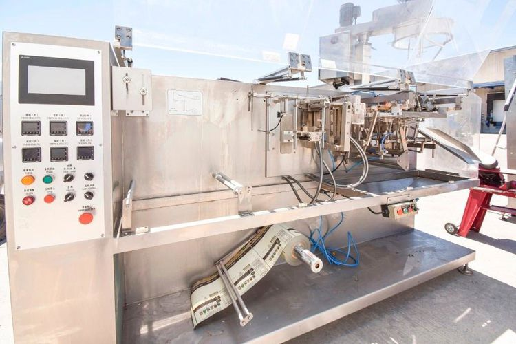 Develop MC BS-130 Horizontal Packaging Machine with Auger Filler