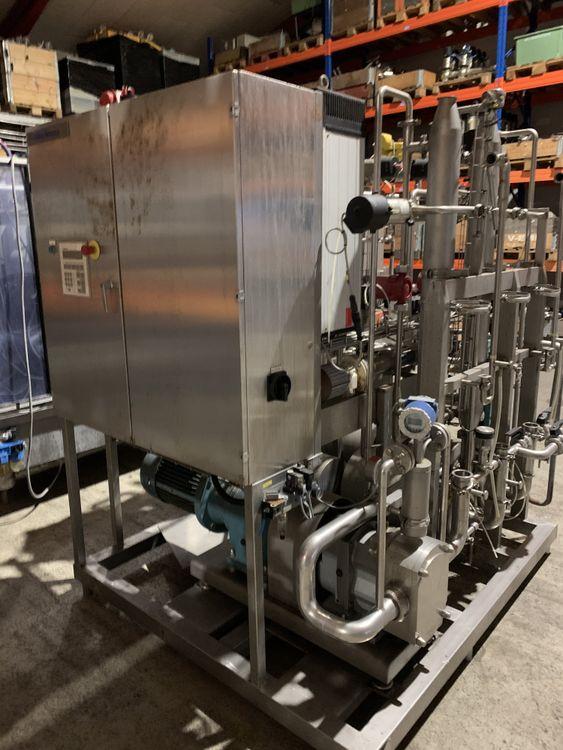 Tetra Alcross US 1X4-3 Ultrafiltration Plant