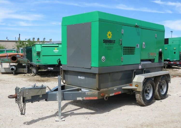 Wacker G150 121kW