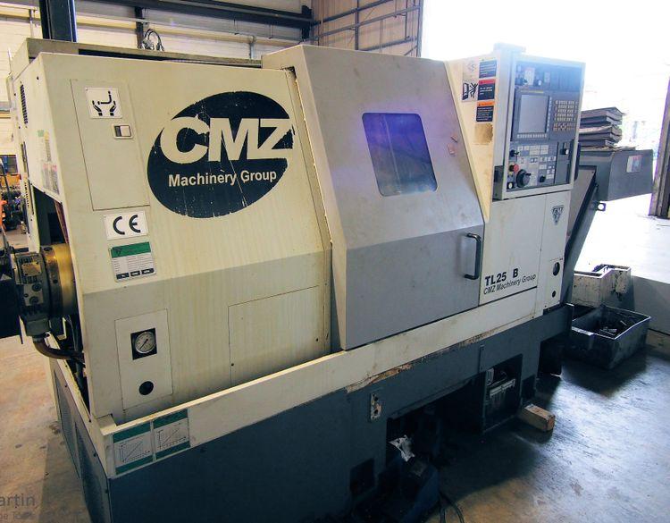 CMZ FANUC 32i 3500 rpm TL-25 B 2 Axis