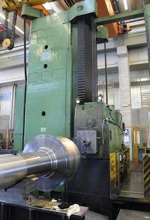 Pama ACC 200/530 CNC 200 mm 1100 rpm
