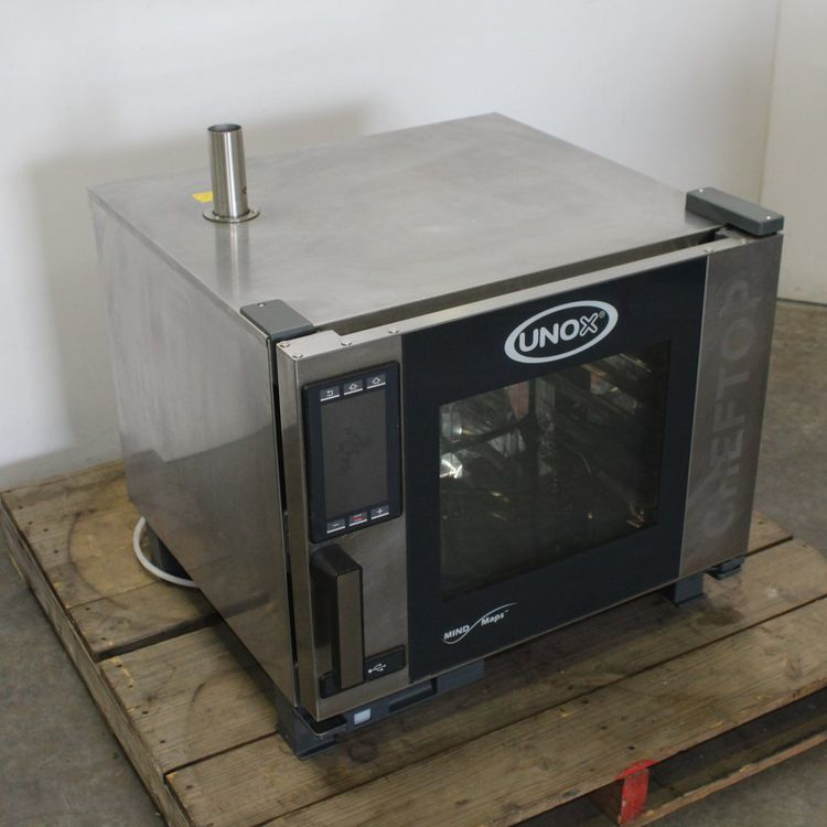 Unox XEVC-0511-EPL Combi Oven
