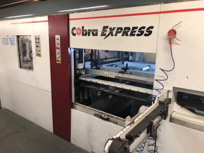 Klett Cobra Express