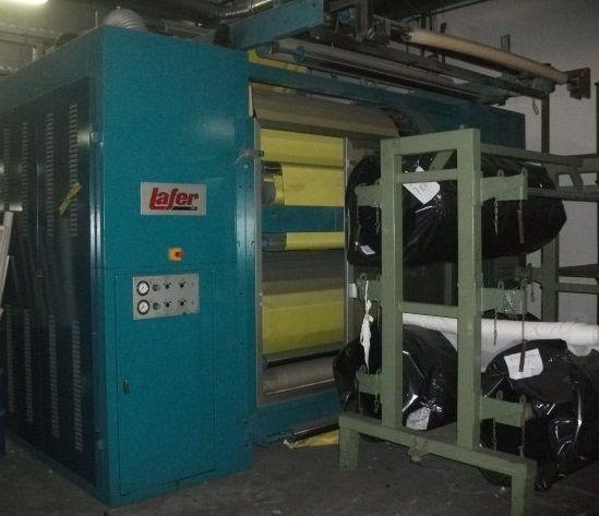 Lafer GSMI 90  Double Drum Sueding Machine