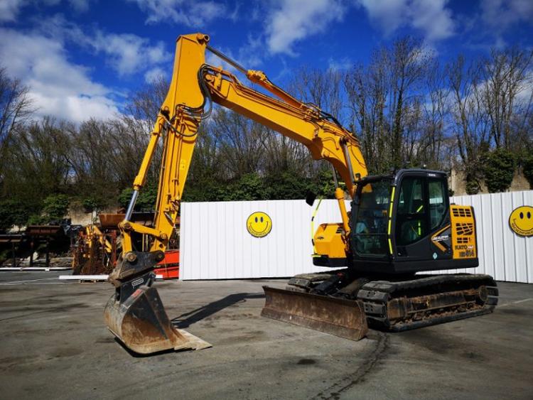 Kato HD 514MR-7 Crawlers Excavator