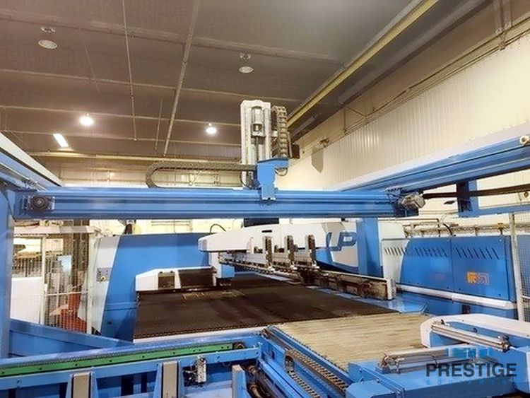 Finn Power LP6 Siemens 840D CNC Control