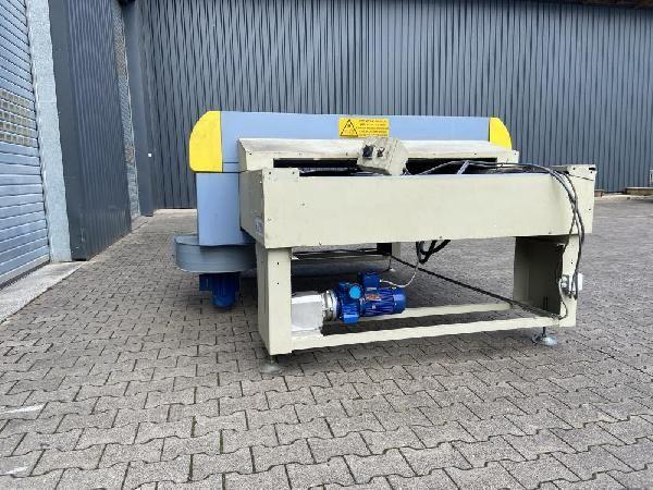 Giardina GST 1400/2, Uv-dryer