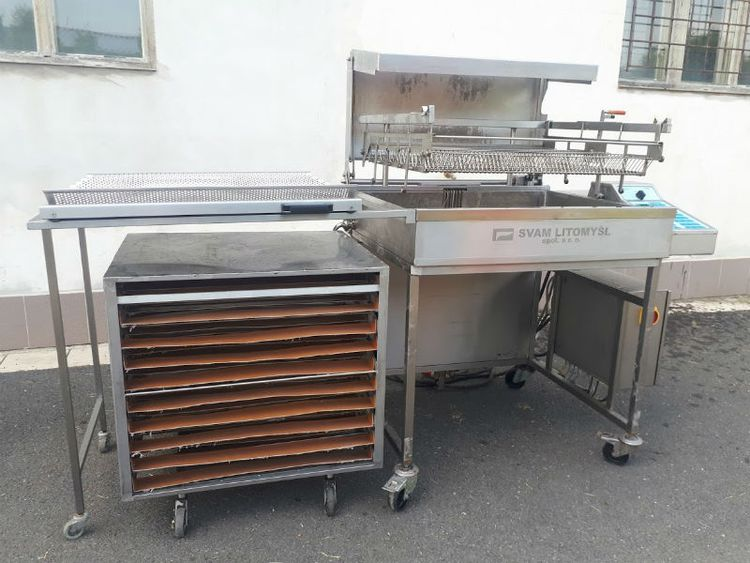 Other F48 Doughnut fryer