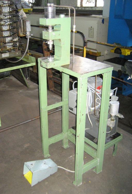 Others hydraulic C frame press Max.2 Ton