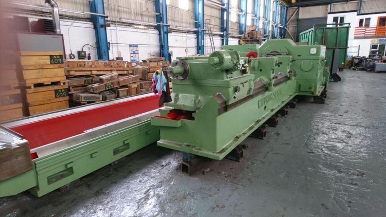 Waldrich Siegen WSIIa850 Roll Grinding Machine.