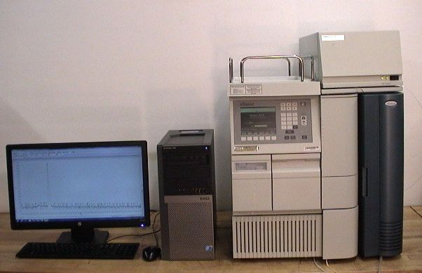 Waters Alliance 2695 HPLC System with Column Heater/Cooler Detector