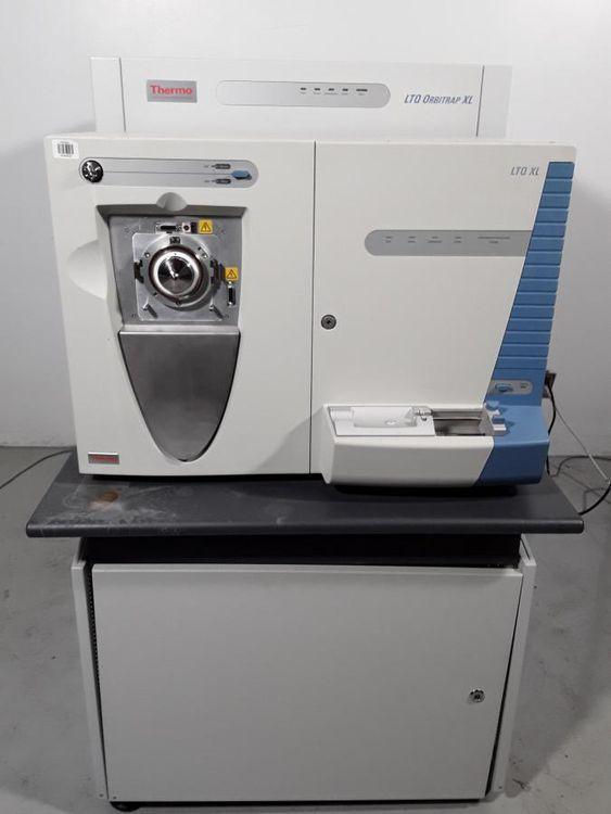 Thermo Scientific LTQ Orbitrap XL & LTQ XL Mass Spectrometer