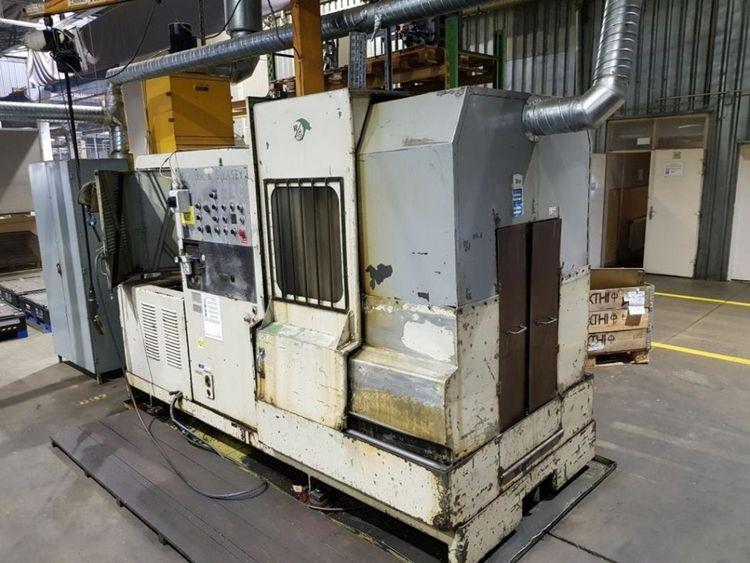 Warner & Swasey CNC Controls Variable CHUCKER 3AC 2 Axis