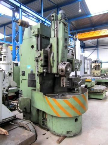 Stanko 1512 Vertical Turning Machine
