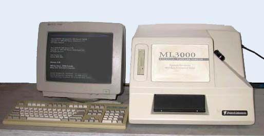 Dynatech ML-3000 Luminescence Microplate Reader