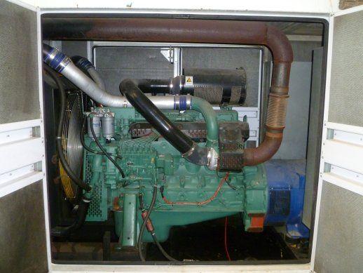 Others Emergency Generator 180 Kw