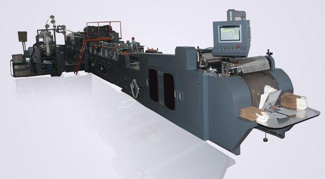 Fubang 1 FB-450 Sheet Feed Carry Bag Machine