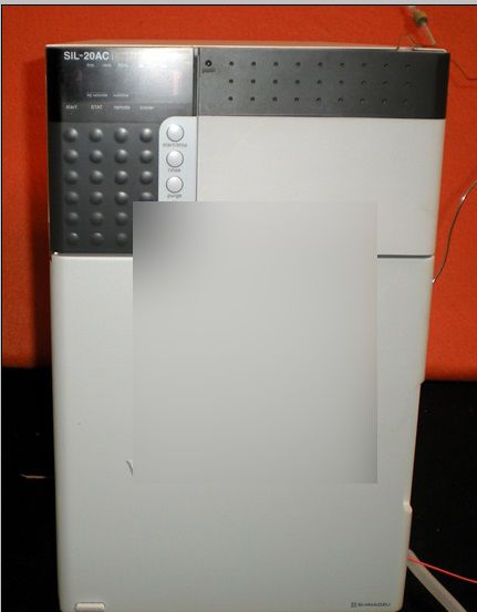 Shimadzu SIL-20AC autosampler