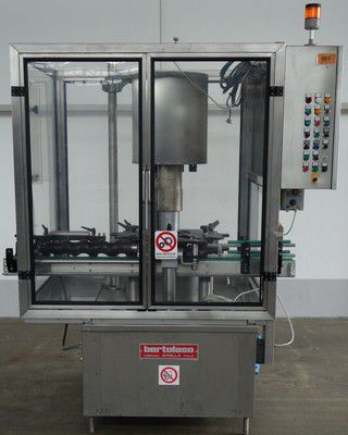 Bertolaso Sigma 606 screw capper