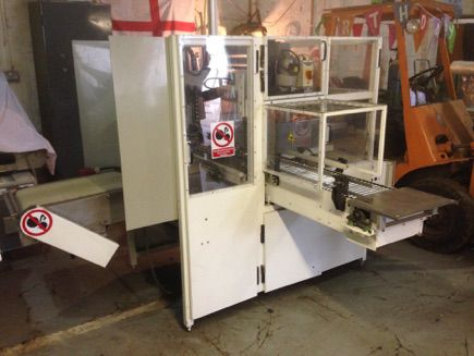 EDL 600 SFASS ,  AUTOMATIC SHRINK WRAPPER