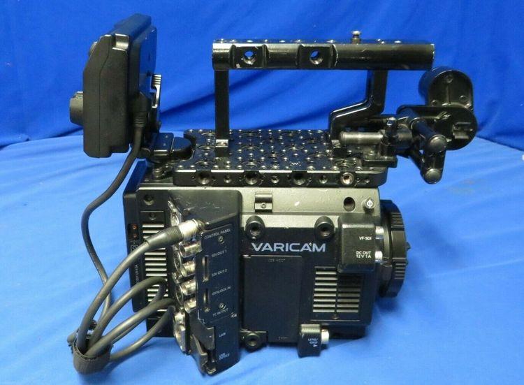 Panasonic AU-V35LT1G 4K Varicam LT PRO Camera Head