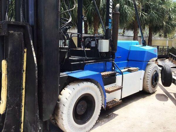 Hoist Hoist Lift truck M 250 25,000LBS
