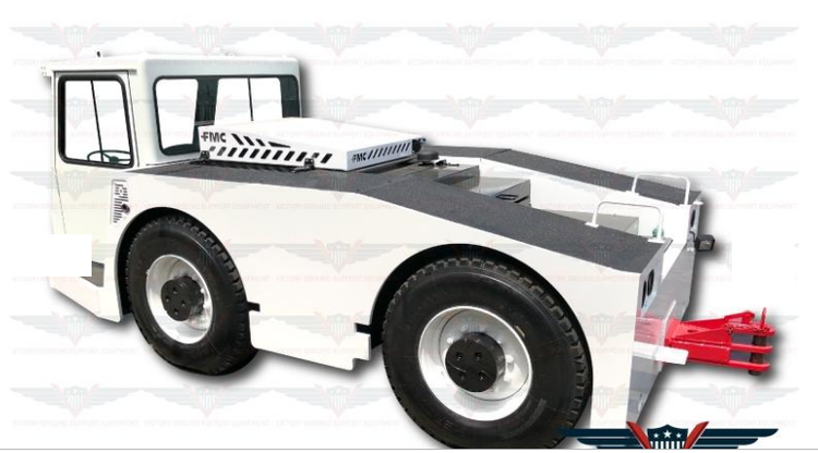FMC B400, Pushback Tractor