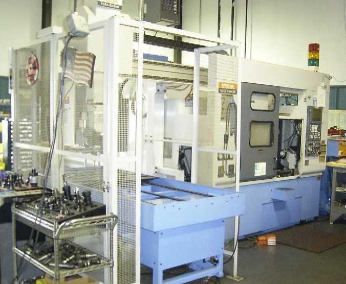 Mazak FUSION 640T CNC Control Max. 5000 rpm QT-250 2 Axis