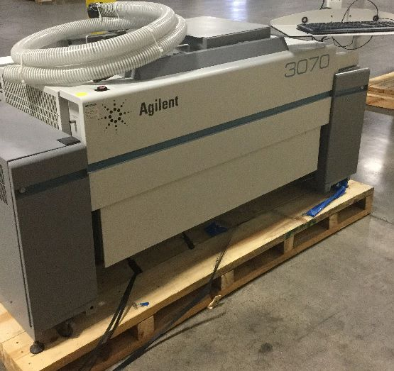 Agilent 3070 In-Circuit Tester