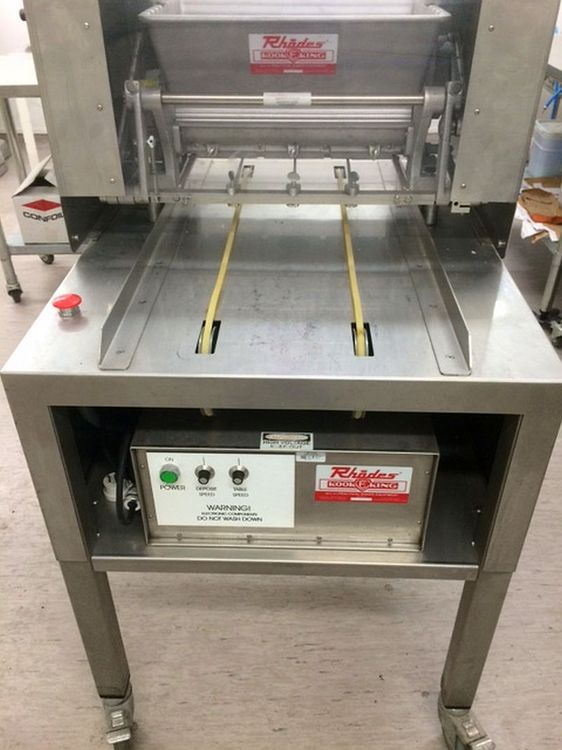 Kook-E-King Super Automatic WIRE CUT COOKIE DEPOSITOR