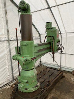 Kitchen & Walker E3 6' Radial Arm Drill Variable
