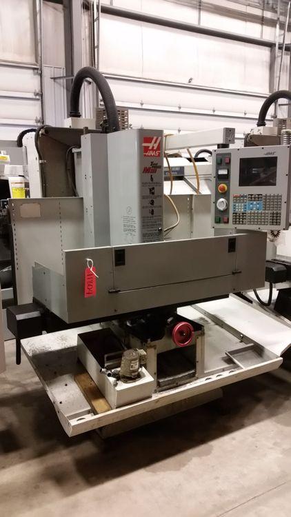 Haas TM-2 CNC Toolroom Mill Max. 4000 rpm