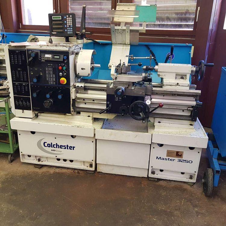 Colchester Engine Lathe Variable MASTER V/S 3250