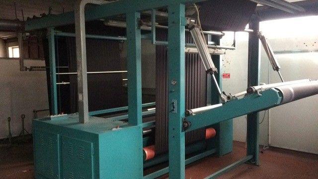 190 Cm Sueding machine