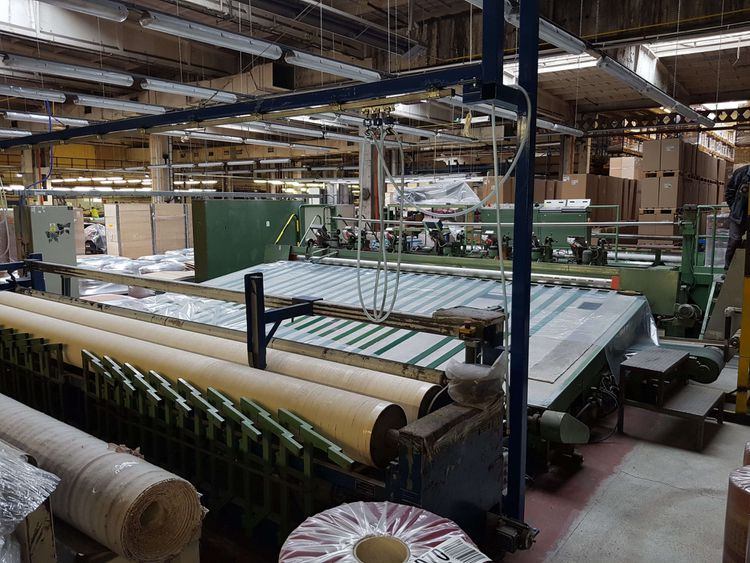 Etf Cutting and Winding System