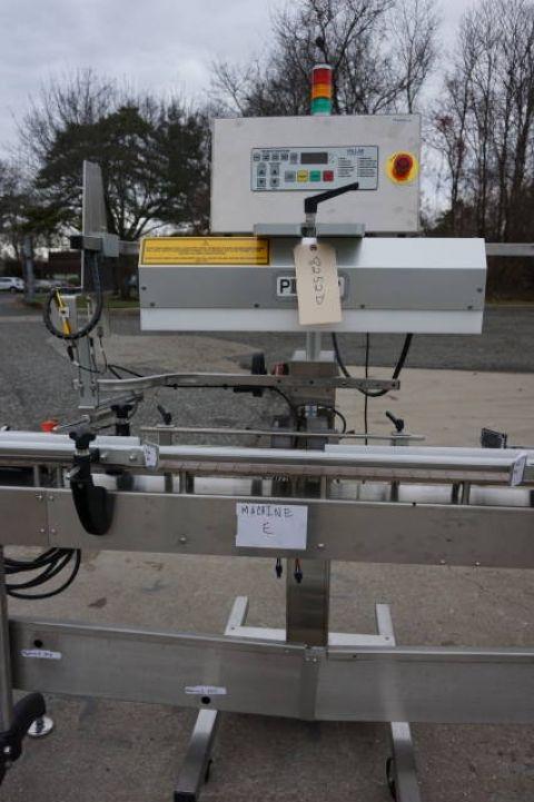 Pillar Technologies Unifoiler Cap Induction Sealing Machine